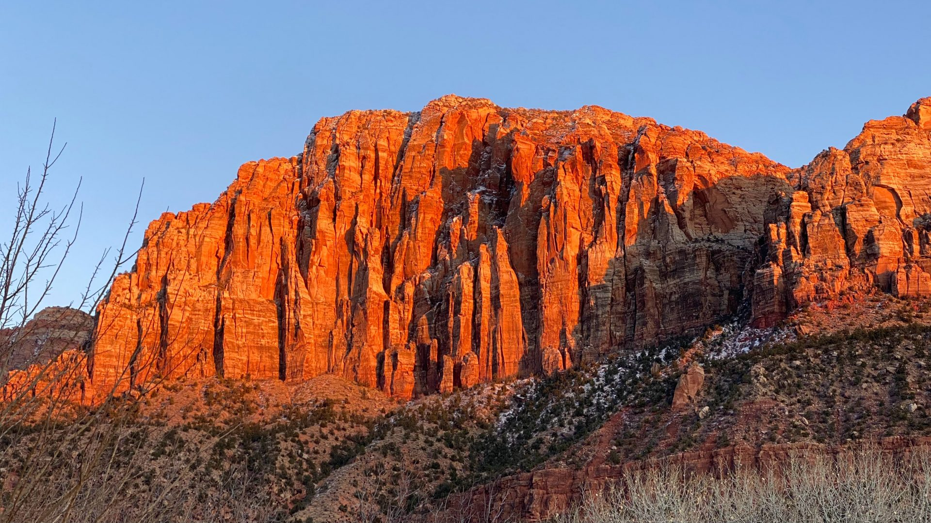 5 Reasons to Visit Zion National Park in the Winter