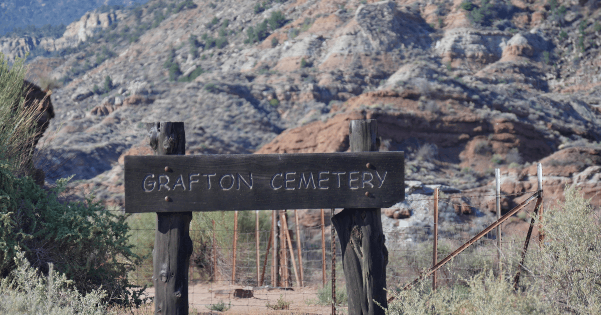 Off the Beaten Path: Visit Grafton Ghost Town