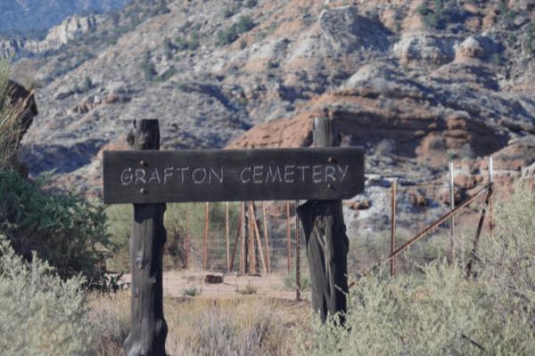 Grafton Ghost Town   The National Parks